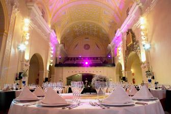 Aula San Benito, Salón de Eventos, Calatayud