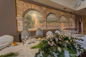 mesa presidencial boda 11 noviembre